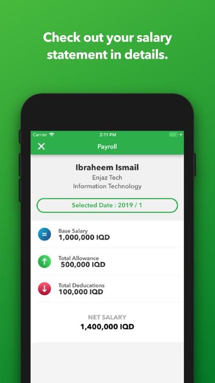 Enjaz Mobile Services screenshot-7