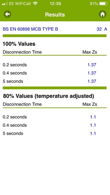 Max Zs Values screenshot-5