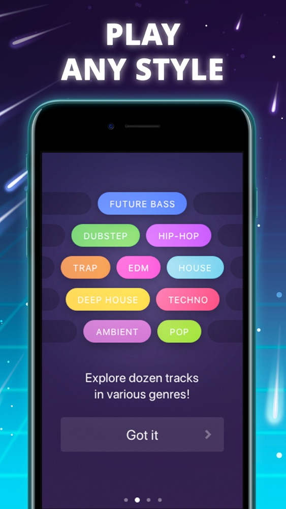 Beat Maker Star - Rhythm Game App for iPhone - Free Download
