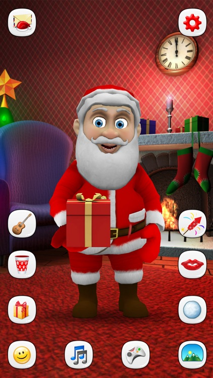 Santa Claus - Christmas Game screenshot-0