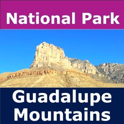Guadalupe Mountains N Park TX