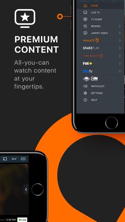 Jawwy TV - TVجوّي screenshot-3