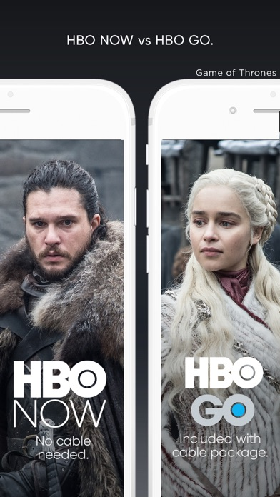 HBO GO: Stream with TV Package app image