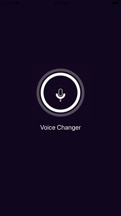 Voice Changer With Effect screenshot-3