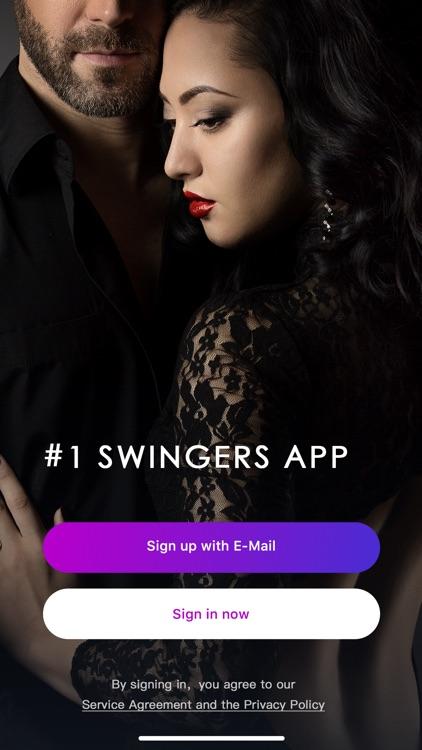 #1 Swingers app & Threesome