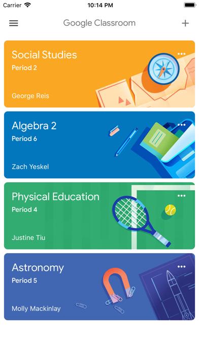 ダウンロード Google Classroom -PC用
