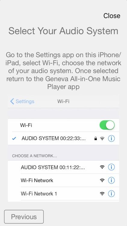 Geneva All-in-One Music Player screenshot-3