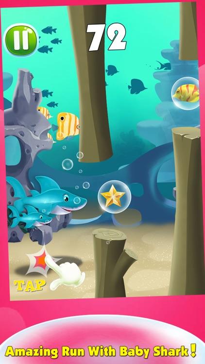 Baby & Mommy Shark Run Fun Do screenshot-4