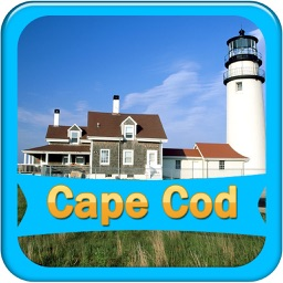Cape Cod Offline Map Guide