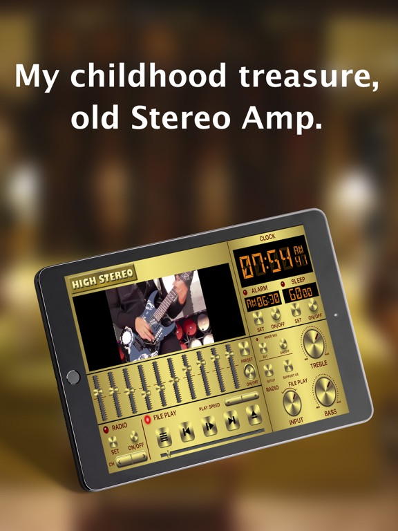 HighStereo : MP3 Music Player Screenshots