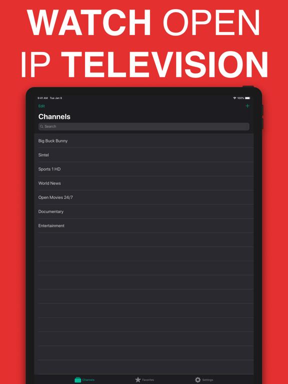 TV Stream Pro:Play, Cast IPTV゜ Screenshots