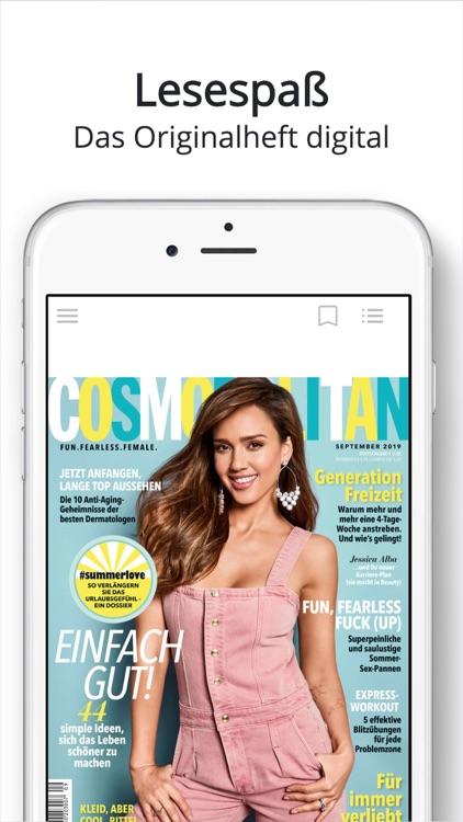 Cosmopolitan ePaper screenshot-0
