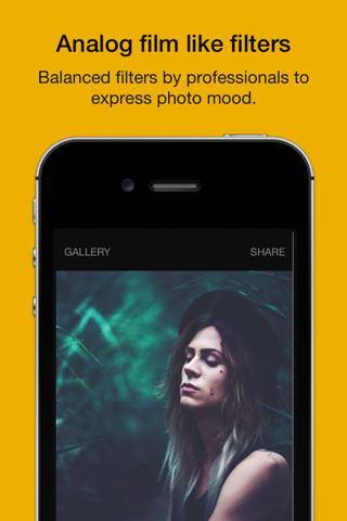 Lumibee - Express Photo Editor - náhled