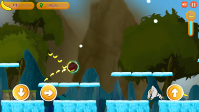 Monkey Kong Adventure screenshot 3