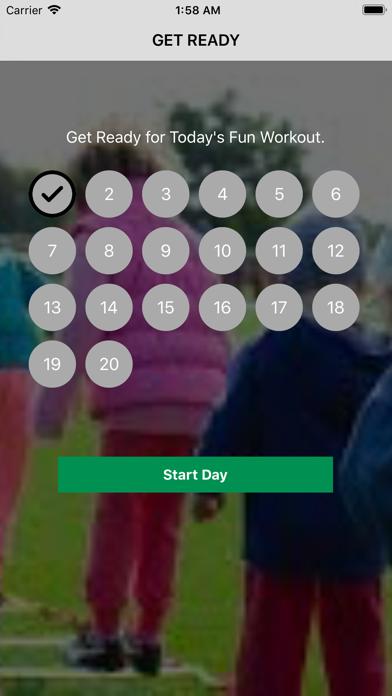 Daily Fun Workout screenshot 5