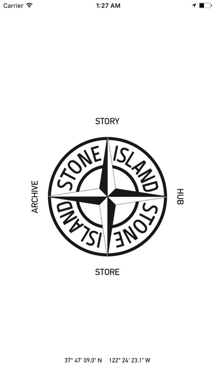 best service special for shoe outlet store Stone Island by Sportswear Company S.p.A.