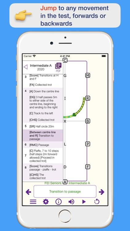 TestPro: FEI Dressage Tests screenshot-6