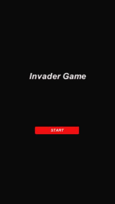 InvaderGame screenshot 1