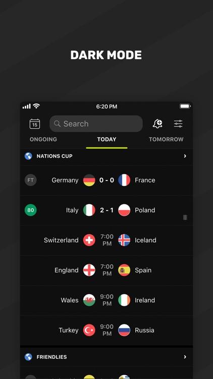FotMob Live Soccer Scores screenshot-5