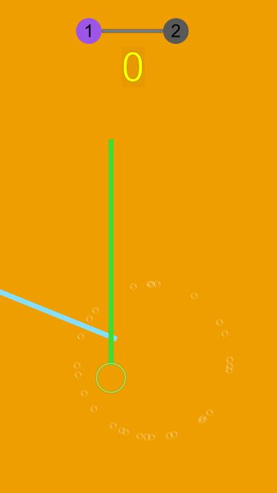 Moving Bubble screenshot #2