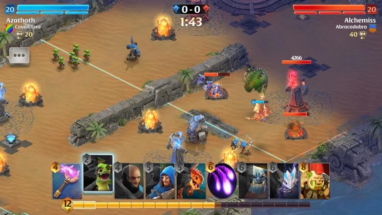 Arcane Showdown - Battle Arena screenshot-6