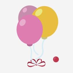 气球-砰砰砰-stickers