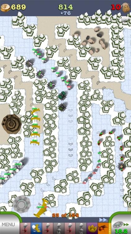 TowerMadness Zero screenshot-3