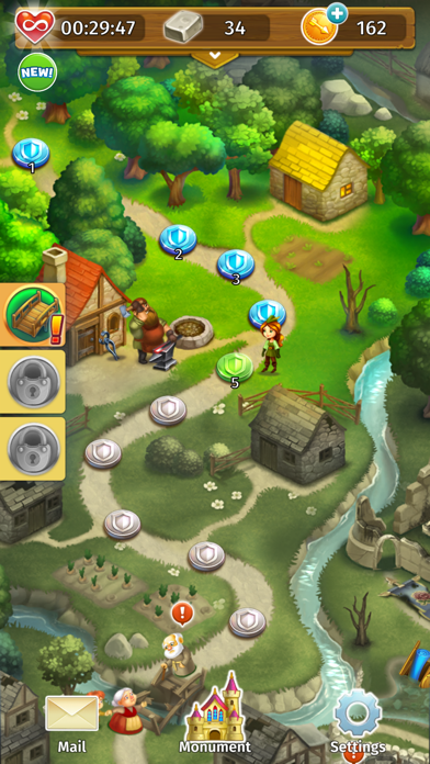Robin Hood Legends - Merge 3 screenshot 6