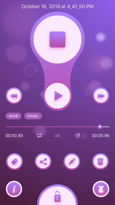 Voice Recorder PRO - Memos Screenshots