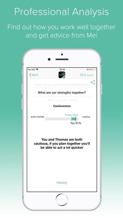 Mei: AI for Relationships screenshot-7