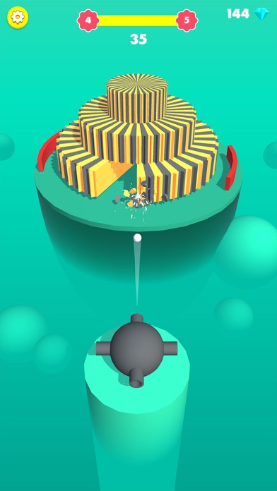 Hit Balls 3D screenshot 2