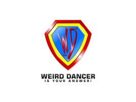 Weird Dancer Stickers