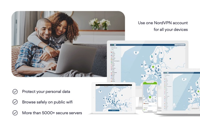 NordVPN IKE - Unlimited VPN on the Mac App Store
