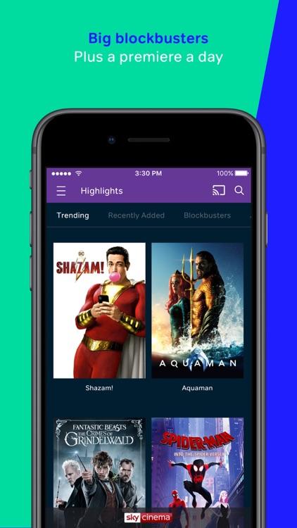 NOW TV: Movies, TV & Sports screenshot-3
