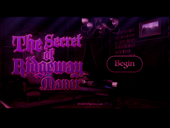 The Secret Of Ridgeway Manor screenshot 7