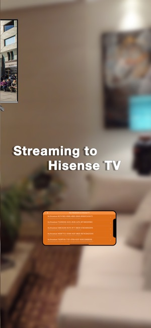 ‎Pro Mirror Cast for Hisense TV
