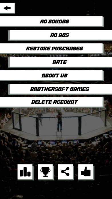 MMA Quest - To Real Fight Fans screenshot three
