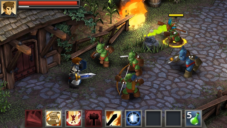 Battleheart Legacy screenshot-1