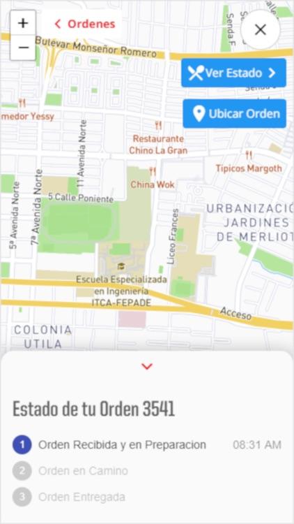 Pizza Hut El Salvador screenshot-4