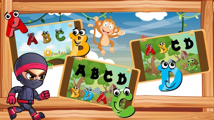 ABC Preschool Alphabet Tracing screenshot-3