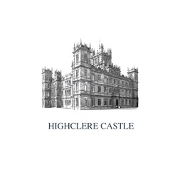 Highclere Castle iPad