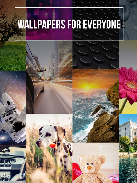 Wallpapers@ screenshot 8