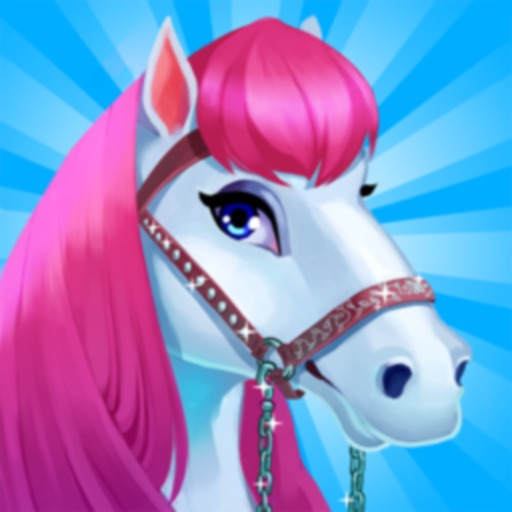 My Magic Horse Care Academy Icon