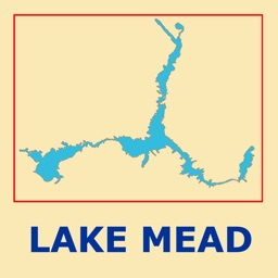 Lake Mead Boating Charts