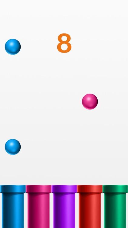 Droppy Ballz Falling Down screenshot-4