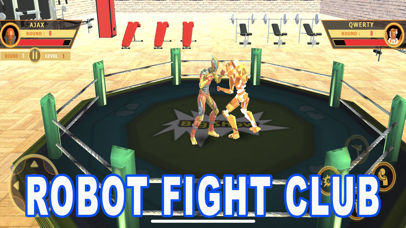 Super Robot Fighting Man Club screenshot 1