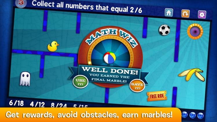 Marble Math screenshot-4