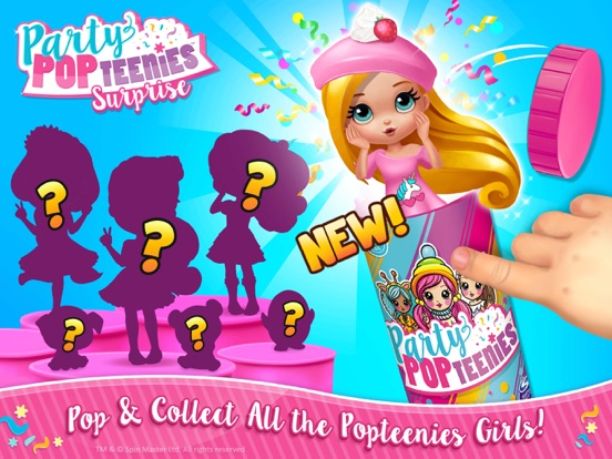 Party Popteenies Surprise screenshot 9