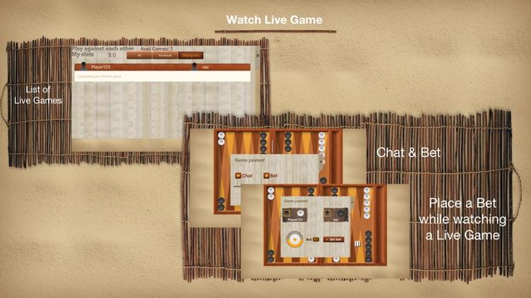 iTavli-Best backgammon game screenshot-5
