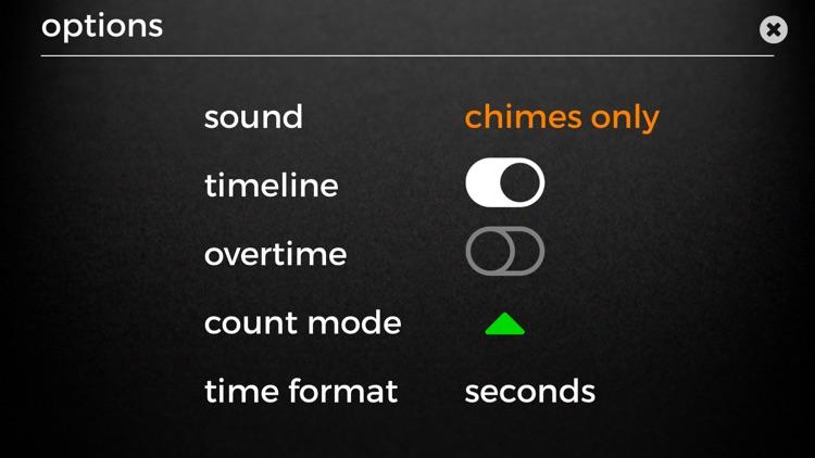 Speech Timer for Talks screenshot-4